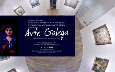 Exposición de Arte Galega – Galería la Catedral II