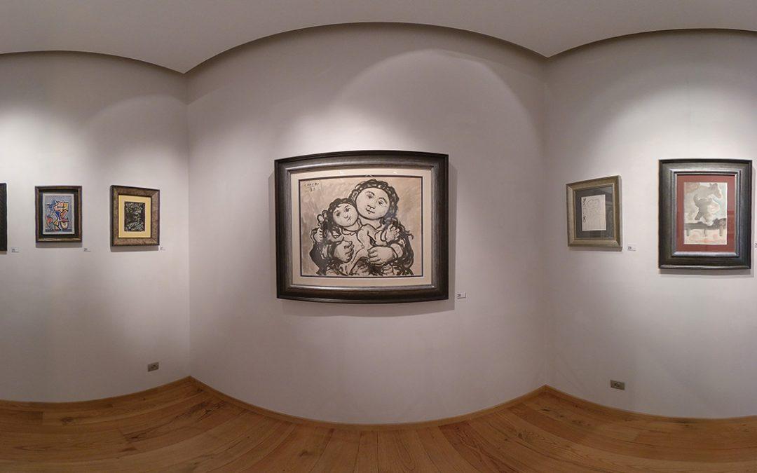 Exposición Pintores de Pontevedra – Galería la Catedral I